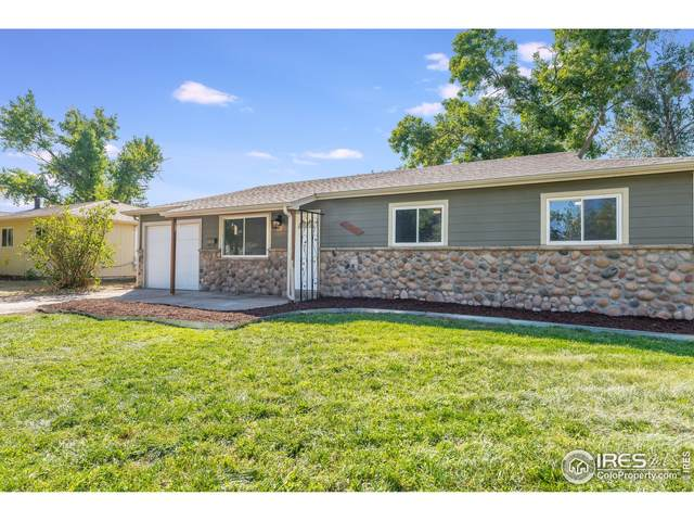 405 Franklin St, Fort Collins, CO 80521 (MLS #952315) :: You 1st Realty