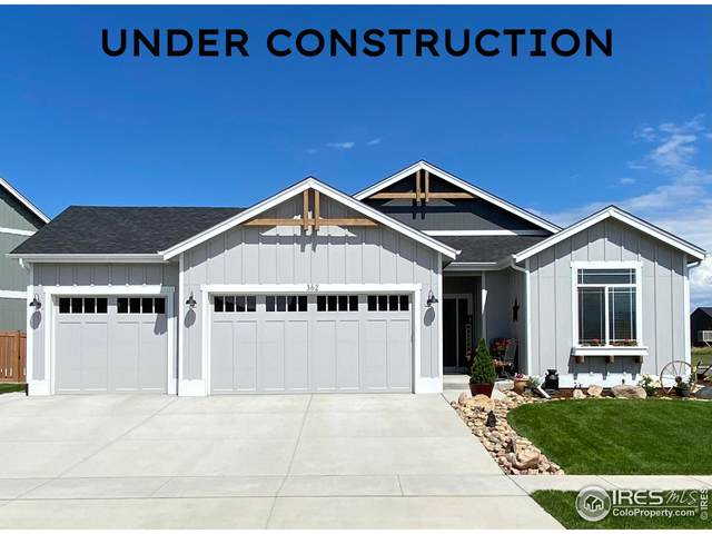 603 E Michigan Ave, Berthoud, CO 80513 (MLS #952327) :: J2 Real Estate Group at Remax Alliance