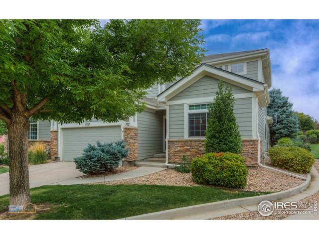 13729 Legend Trl #102, Broomfield, CO 80023 (MLS #952338) :: J2 Real Estate Group at Remax Alliance