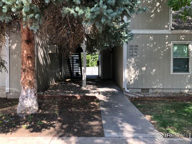 3400 Stanford Rd A112, Fort Collins, CO 80525 (MLS #952344) :: Tracy's Team