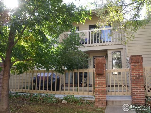 5016 Buckingham Rd #4, Boulder, CO 80301 (MLS #952346) :: Coldwell Banker Plains
