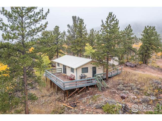 6424 Ottawa Way, Red Feather Lakes, CO 80545 (#952353) :: The Griffith Home Team