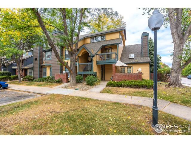 3531 Windmill Dr M4, Fort Collins, CO 80526 (#952356) :: iHomes Colorado