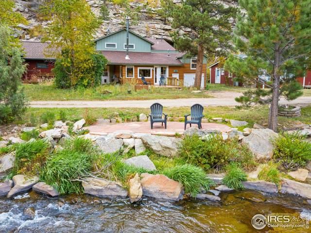 49 Rock Canyon Rd, Drake, CO 80515 (MLS #952365) :: J2 Real Estate Group at Remax Alliance