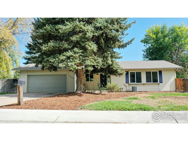 2600 Parklake Dr, Fort Collins, CO 80525 (MLS #952366) :: You 1st Realty