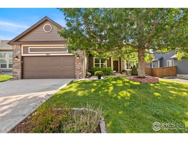 986 Sparrow Hawk Dr, Highlands Ranch, CO 80129 (#952384) :: Compass Colorado Realty