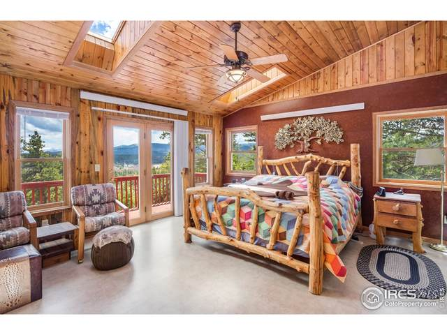 926 Okmulgee Cir, Red Feather Lakes, CO 80545 (#952413) :: The Griffith Home Team