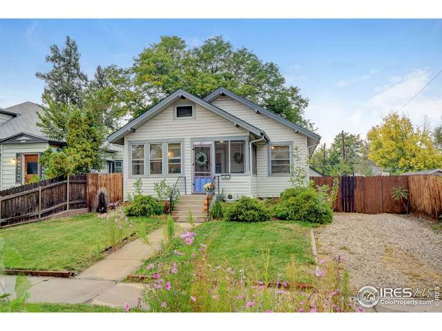 1217 13th St, Greeley, CO 80631 (MLS #952423) :: You 1st Realty