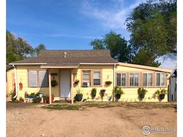 703 E 18th St, Greeley, CO 80631 (MLS #952424) :: You 1st Realty