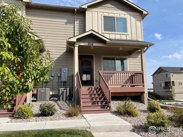 3660 W 25th St #604, Greeley, CO 80634 (#952447) :: iHomes Colorado
