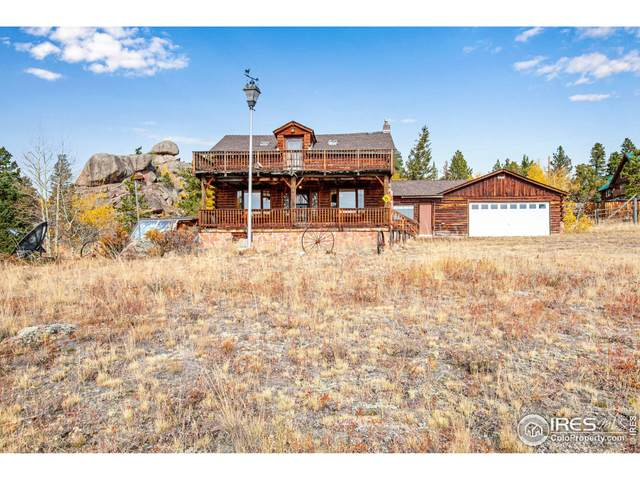 364 Tesuque Trl, Red Feather Lakes, CO 80545 (#952482) :: The Griffith Home Team