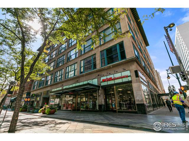 720 16th St #220, Denver, CO 80202 (MLS #952487) :: You 1st Realty