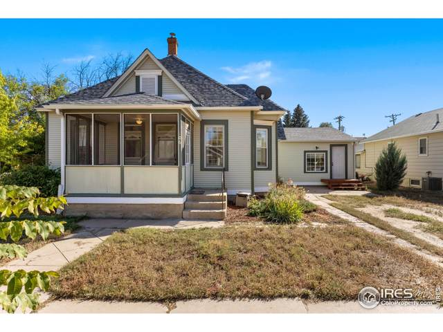 106 A St, Ault, CO 80610 (MLS #952534) :: Tracy's Team