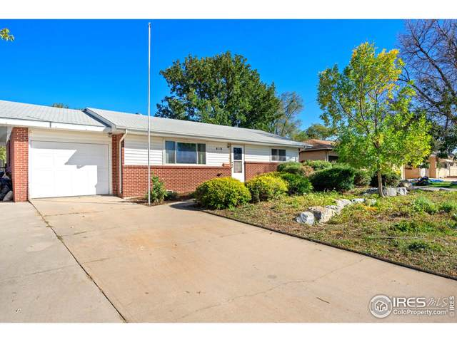 418 29th Ave, Greeley, CO 80634 (MLS #952549) :: You 1st Realty
