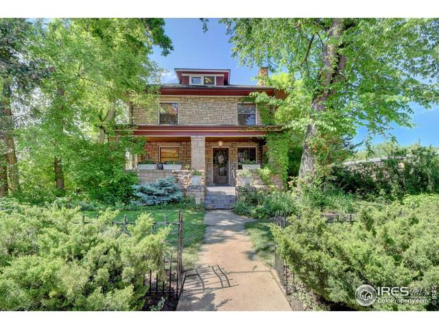 655 Arapahoe Ave, Boulder, CO 80302 (MLS #952560) :: Bliss Realty Group