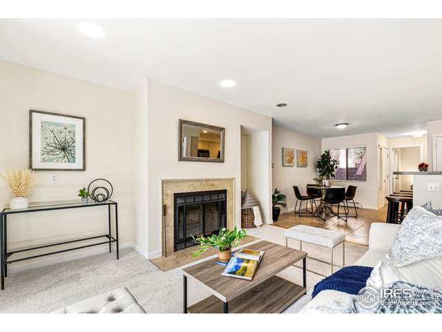 3845 Northbrook Dr C, Boulder, CO 80304 (#952570) :: The Griffith Home Team