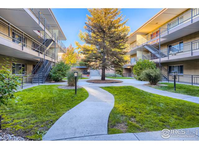 830 20th St #112, Boulder, CO 80302 (#952575) :: The Griffith Home Team