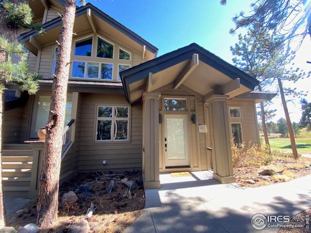 118 Ponderosa Ct #3, Red Feather Lakes, CO 80545 (MLS #952588) :: Find Colorado Real Estate