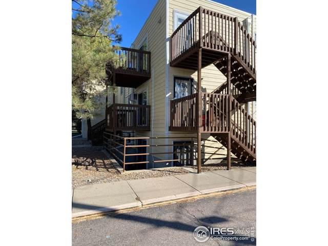 9240 W 49th Ave #314, Wheat Ridge, CO 80033 (#952589) :: James Crocker Team