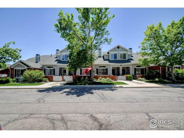 4500 Seneca St #57, Fort Collins, CO 80526 (MLS #952594) :: Coldwell Banker Plains