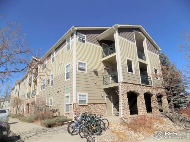 2226 W Elizabeth St #202, Fort Collins, CO 80521 (MLS #952610) :: Coldwell Banker Plains