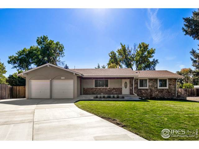 12368 W 70th Ave, Arvada, CO 80004 (MLS #952625) :: Tracy's Team