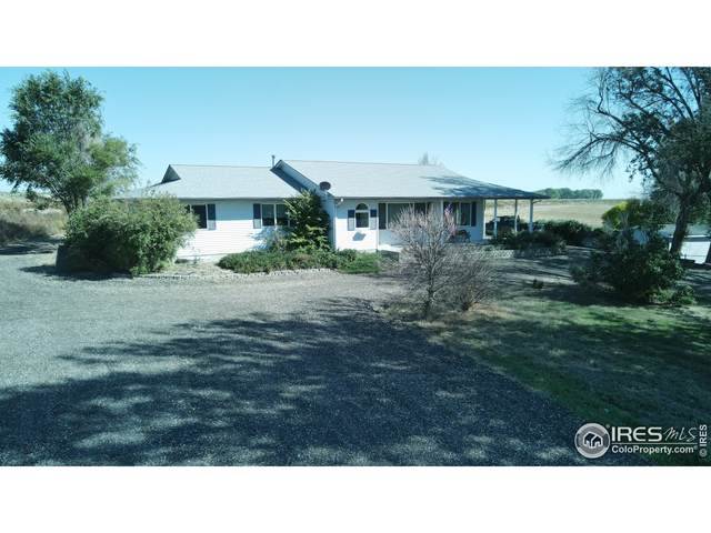 35192 County Road 39, Eaton, CO 80615 (MLS #952638) :: Coldwell Banker Plains
