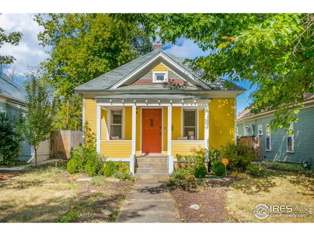 610 Laporte Ave, Fort Collins, CO 80521 (MLS #952660) :: Coldwell Banker Plains