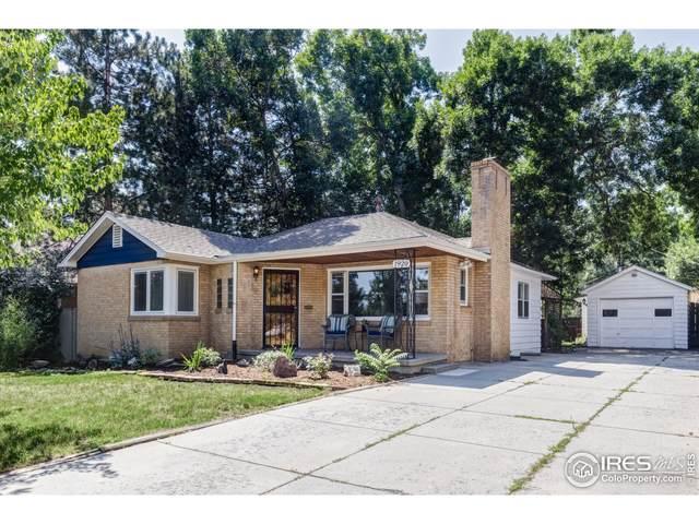 1920 Columbine Ave, Boulder, CO 80302 (MLS #952679) :: J2 Real Estate Group at Remax Alliance