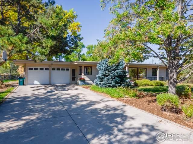 2323 Ridgecrest Rd, Fort Collins, CO 80524 (#952680) :: The Margolis Team