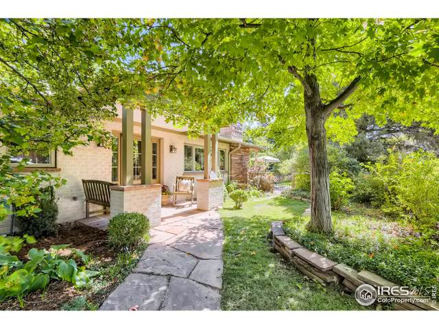 1701 Mariposa Ave, Boulder, CO 80302 (MLS #952686) :: J2 Real Estate Group at Remax Alliance