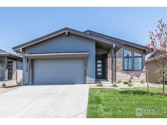 2658 Trap Creek Dr, Timnath, CO 80547 (MLS #952687) :: Tracy's Team