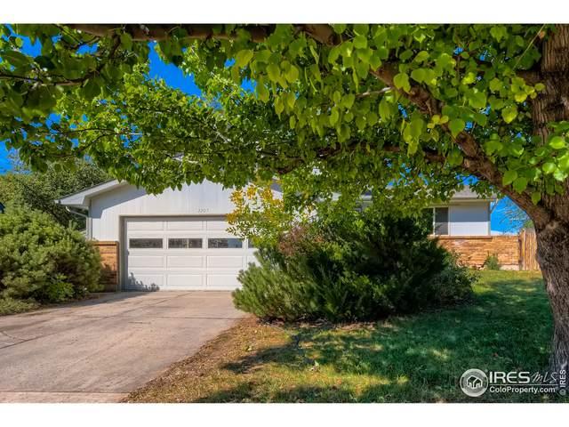 2207 Berkshire Dr, Fort Collins, CO 80526 (MLS #952702) :: Coldwell Banker Plains