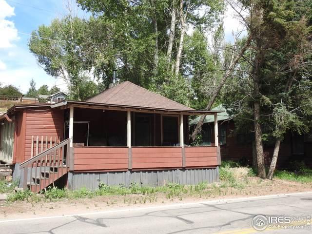 281 Moraine Ave, Estes Park, CO 80517 (MLS #952713) :: You 1st Realty