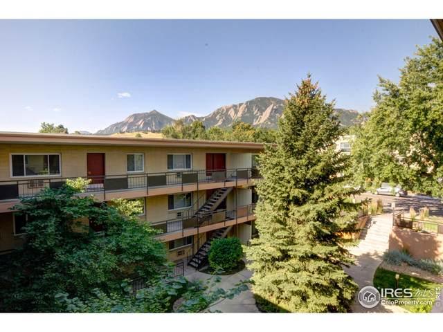 830 20th St #304, Boulder, CO 80302 (MLS #952747) :: Find Colorado Real Estate