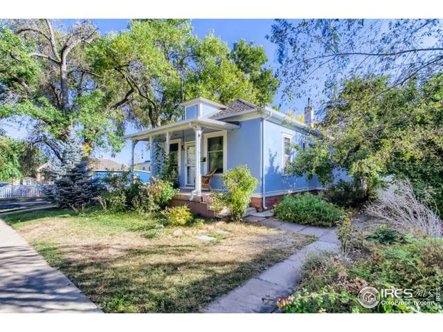 210 E Geneseo St, Lafayette, CO 80026 (MLS #952752) :: J2 Real Estate Group at Remax Alliance