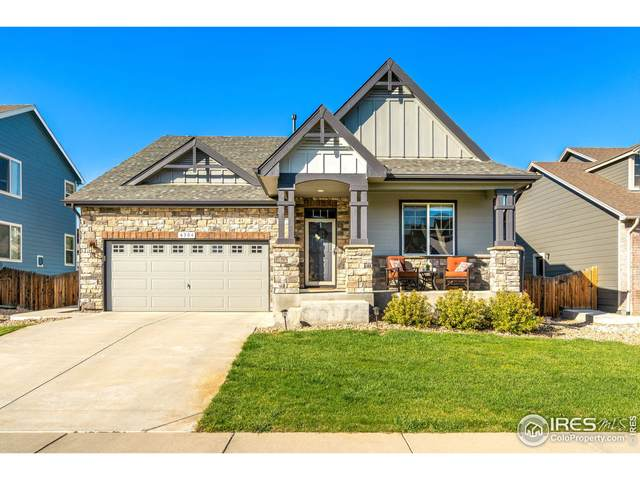 6304 Spring Valley Rd, Timnath, CO 80547 (#952758) :: The Griffith Home Team