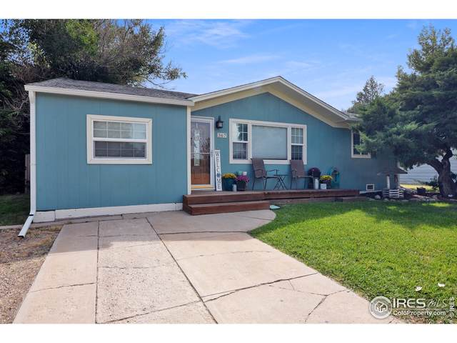 367 Valley Dr, Sterling, CO 80751 (MLS #952759) :: Tracy's Team