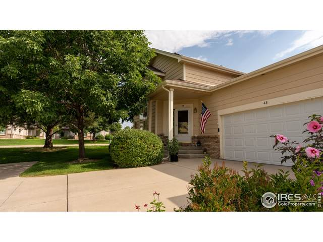 4902 29th St 4B, Greeley, CO 80634 (MLS #952762) :: J2 Real Estate Group at Remax Alliance