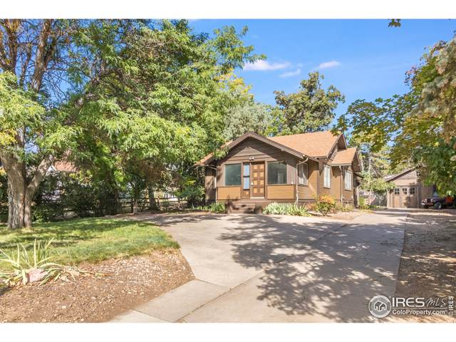 714 W Prospect Rd, Fort Collins, CO 80526 (MLS #952802) :: You 1st Realty