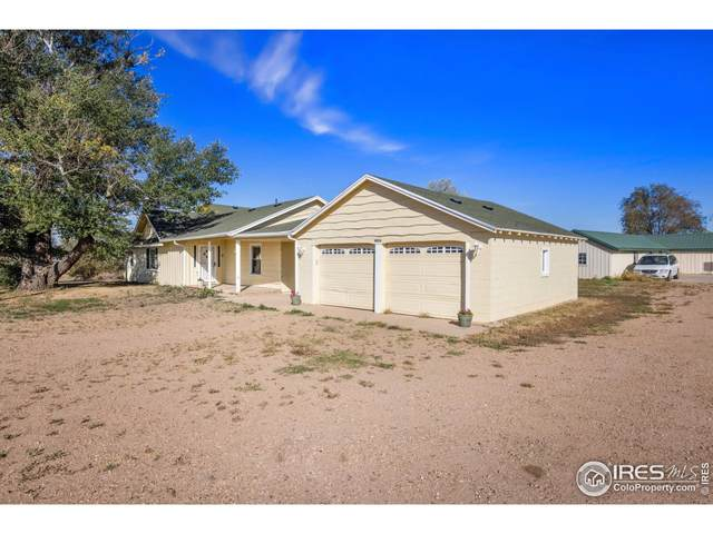 23687 County Road 46, La Salle, CO 80645 (MLS #952815) :: J2 Real Estate Group at Remax Alliance