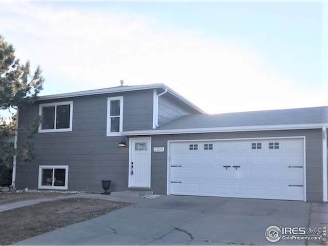 2309 Alpine Ave, Greeley, CO 80631 (MLS #952843) :: Tracy's Team
