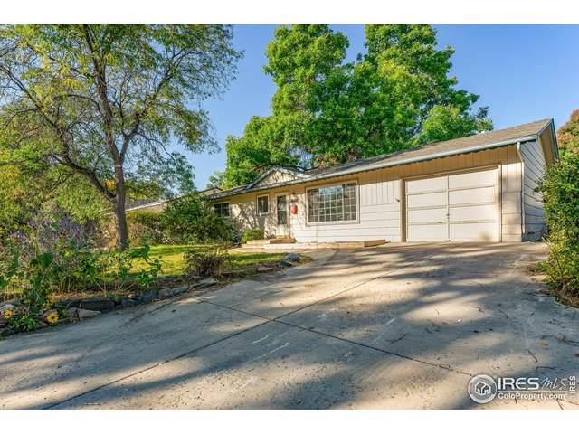 1205 Hillcrest Dr, Fort Collins, CO 80521 (MLS #952855) :: Coldwell Banker Plains