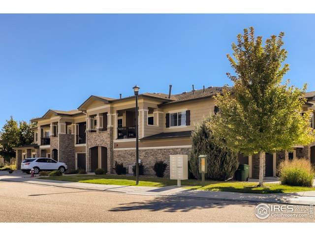 1170 Olympia Ave B, Longmont, CO 80504 (MLS #952856) :: Coldwell Banker Plains