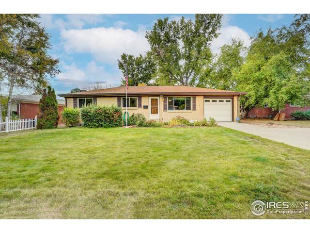 942 E 9th Ave, Broomfield, CO 80020 (MLS #952866) :: Coldwell Banker Plains