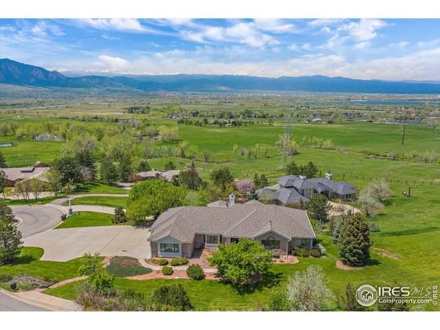 2 Benchmark Dr, Boulder, CO 80303 (MLS #952871) :: Coldwell Banker Plains