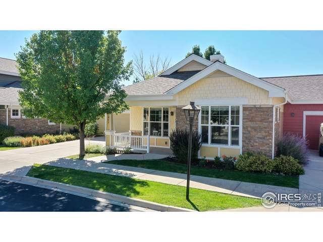 4751 Pleasant Oak Dr B59, Fort Collins, CO 80525 (MLS #952875) :: Coldwell Banker Plains