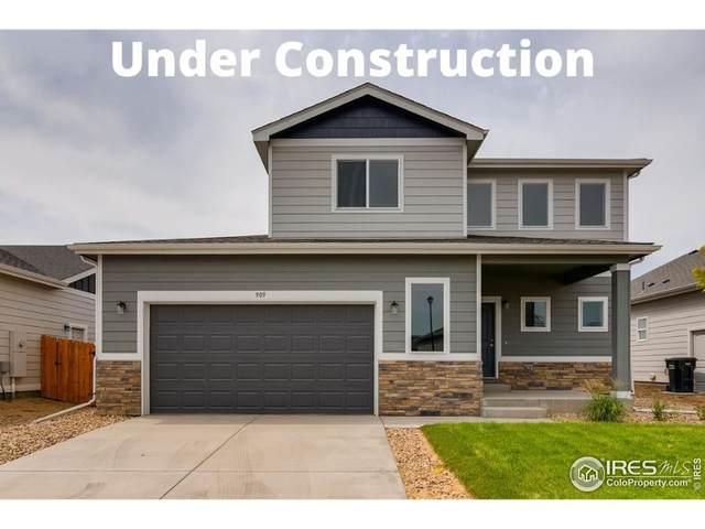 1855 Rancher Dr, Milliken, CO 80543 (MLS #952910) :: Sears Real Estate