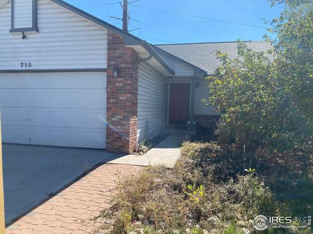 719 Sitka St, Fort Collins, CO 80524 (MLS #952919) :: Coldwell Banker Plains