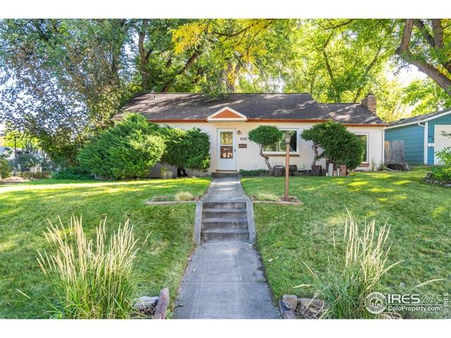 800 Stover St, Fort Collins, CO 80524 (MLS #952927) :: You 1st Realty
